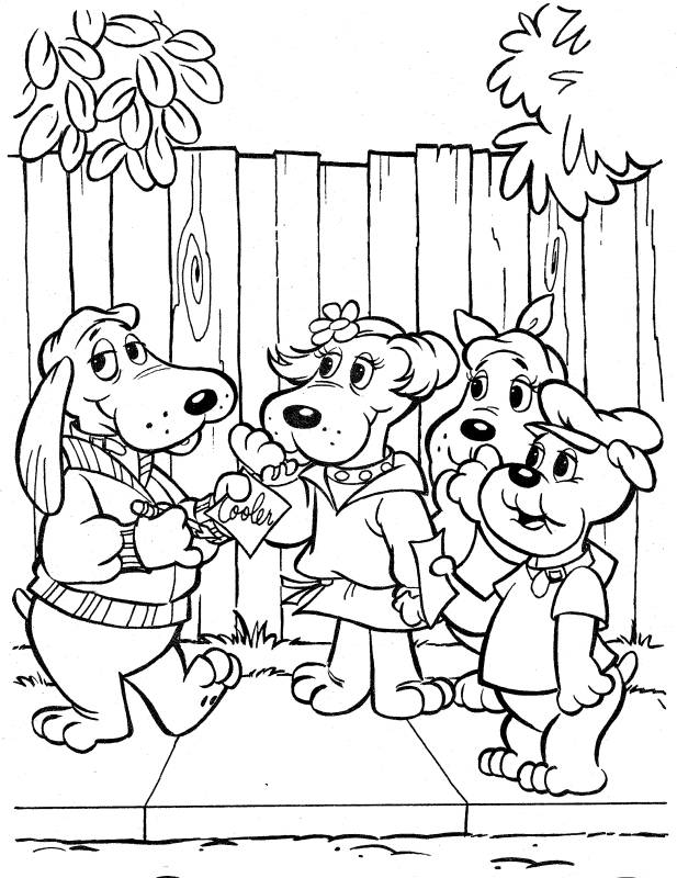 sylvester and the magic pebble coloring page coloring pages sylvester and the magic pebble coloring