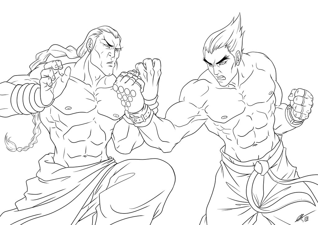 Coloring Pages Law