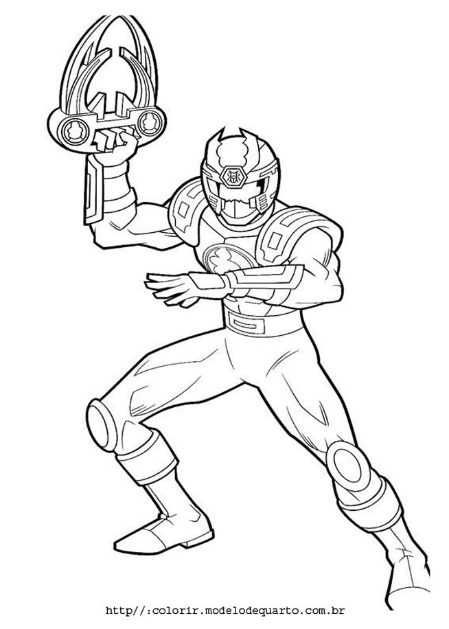 imagens imaold ranger Colouring Pages