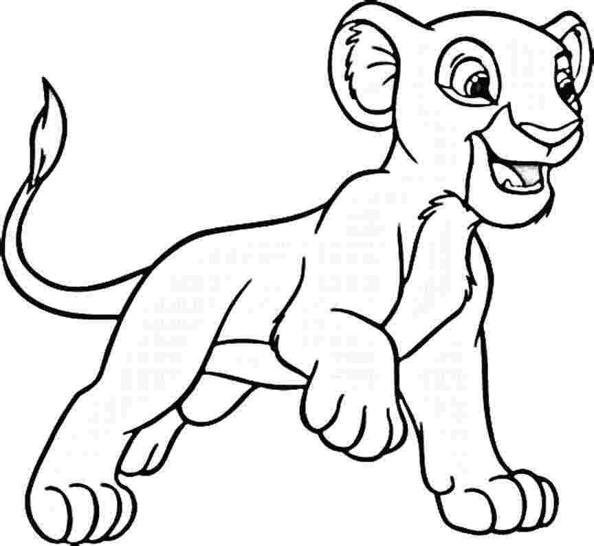 The Best Lion King Coloring Pages Az Dibujos Para Colorear