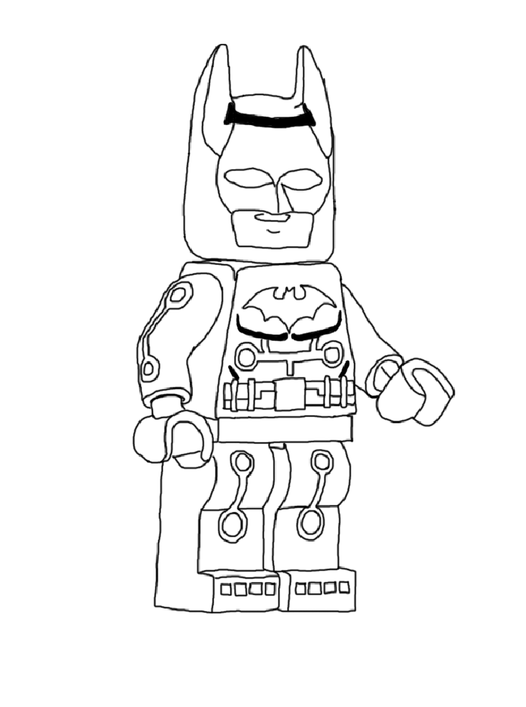 Dibujos Para Colorear Lego Batman Online ~ Ideas Creativas Sobre ...