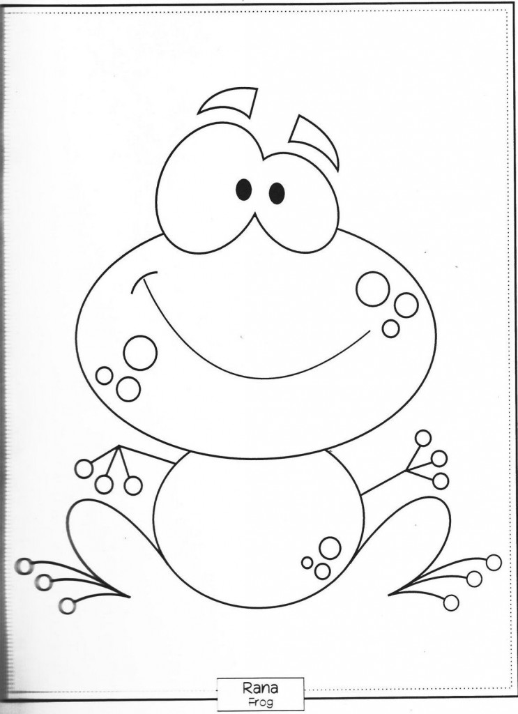 SAPO para colorir Colouring Pages