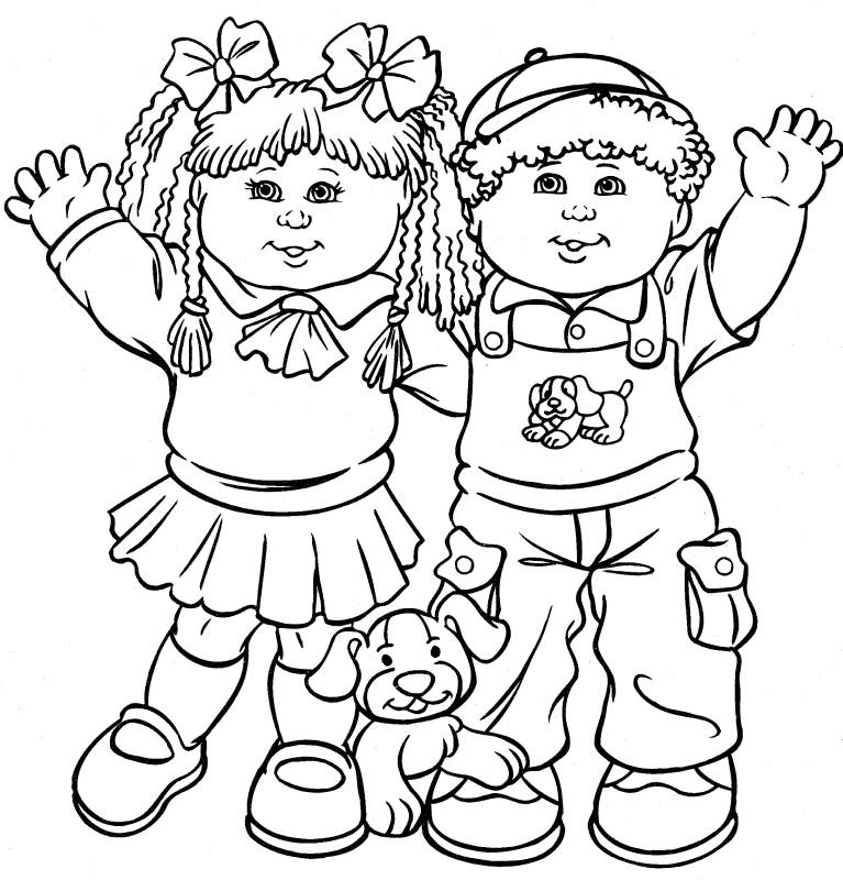 msn coloring pages - photo#5