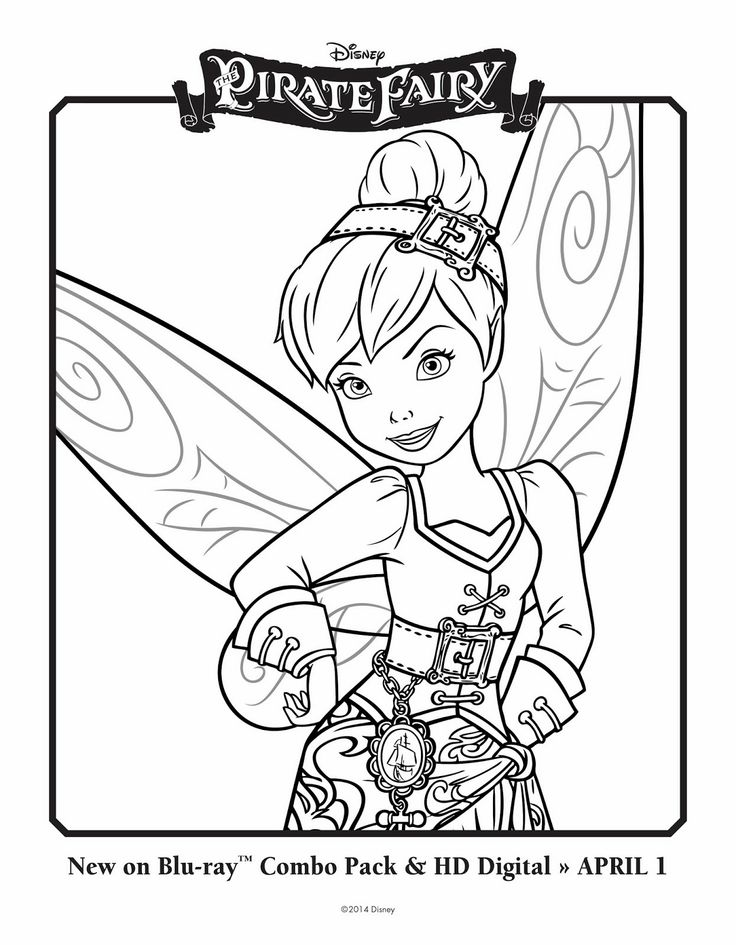 fairy coloring pages pinterest - photo#30