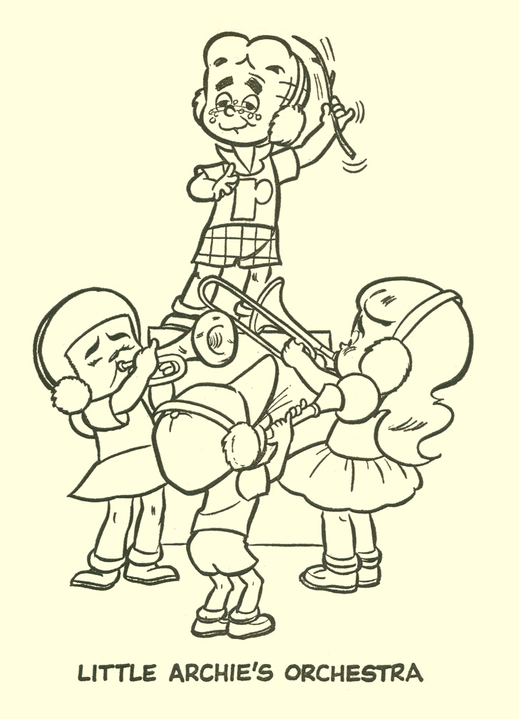 coloring pages of extended family - photo#25