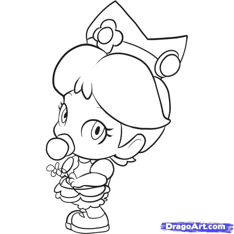 disney baby coloring pages 03 baby mickey mouse coloring pages