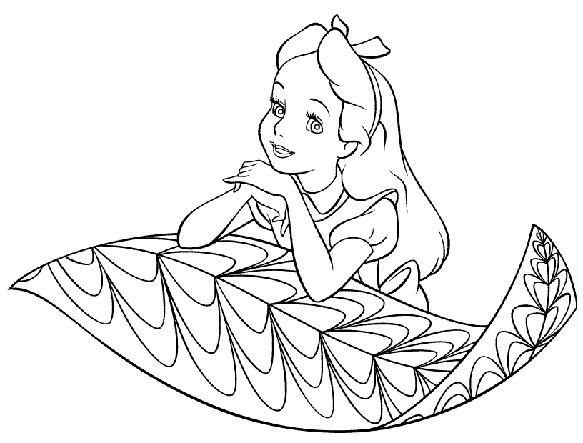 Cartoon Coloring Pages | ColoringMates.