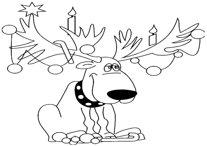 gazelle coloring pages for kids - photo#27