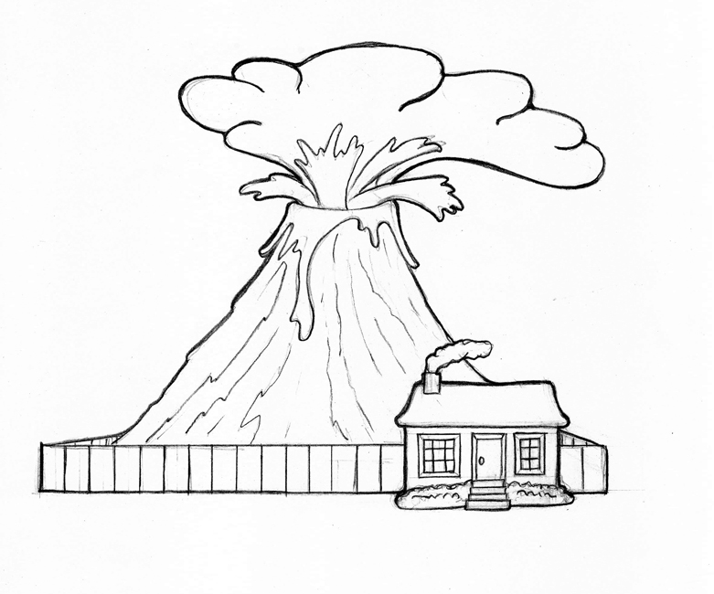mountain landscape coloring pages free coloring pages for