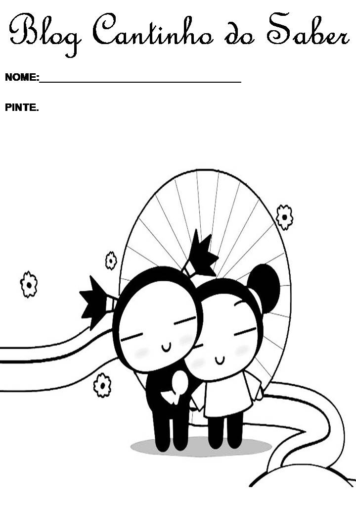 Pucca | Cantinho do Saber