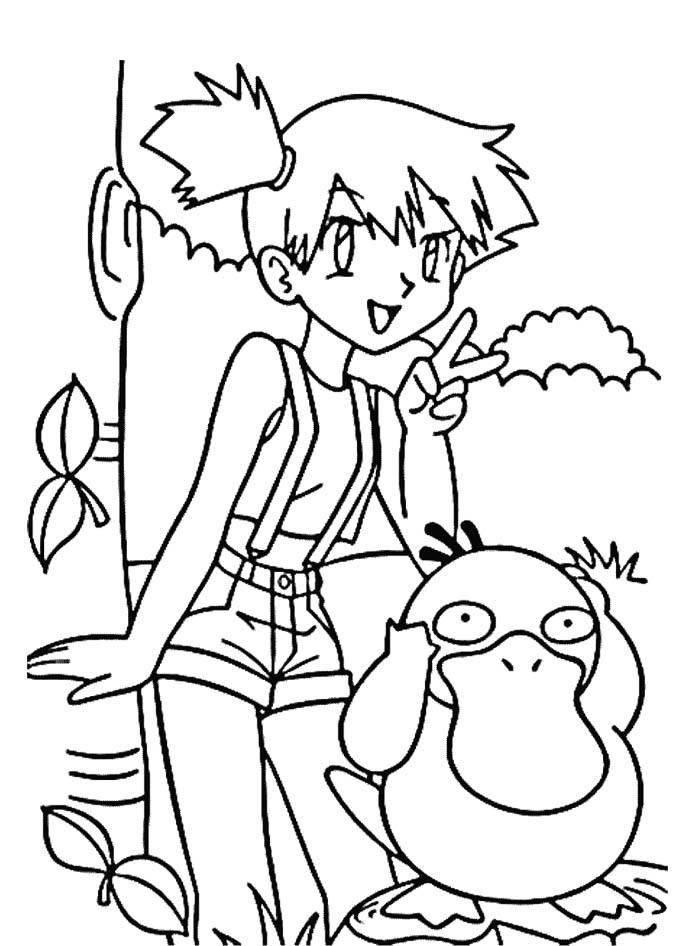 red pokemon coloring pages - photo#8