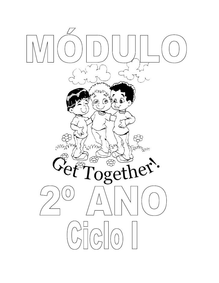Módulo Get Together do 2º ano (Ciclo I)