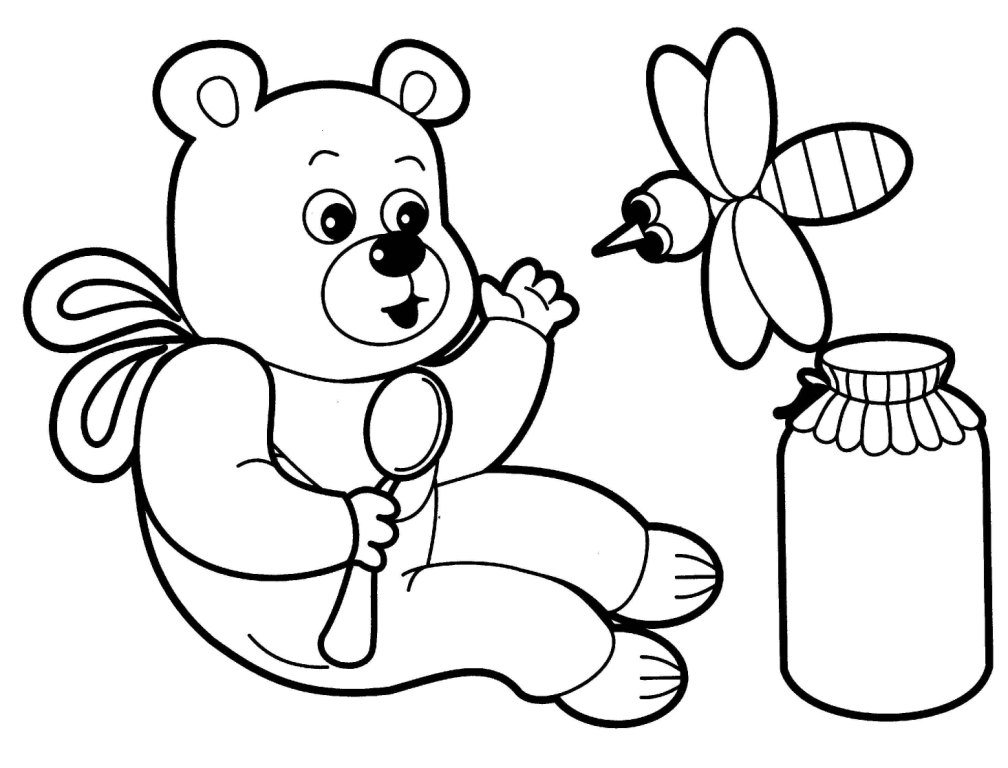 14 pleasurable animal coloring pages fun coloring ideas for Fun animal coloring pages