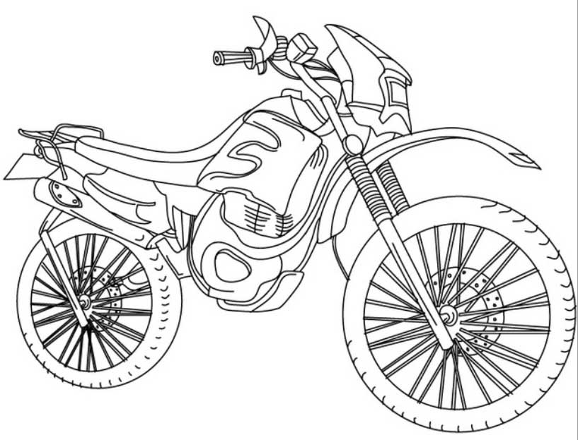 Honda atv clipart together with Actu 160825 Roadster Kymco 650 Cm3 moreover Dirtbike Coloring Pages moreover Easy Dirt Bike Drawing moreover Blueprints Back In Stock. on yamaha motorcycle coloring pages