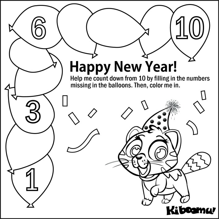New Year's Worksheets And Activities. Chinese New Year 2016 ...