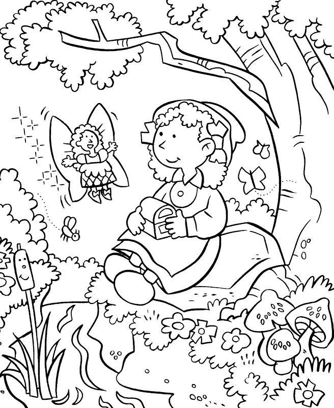 Animal And Flower Coloring Pages | Top Coloring Pages