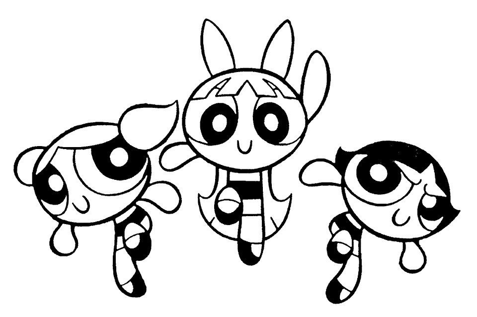 power puff girs