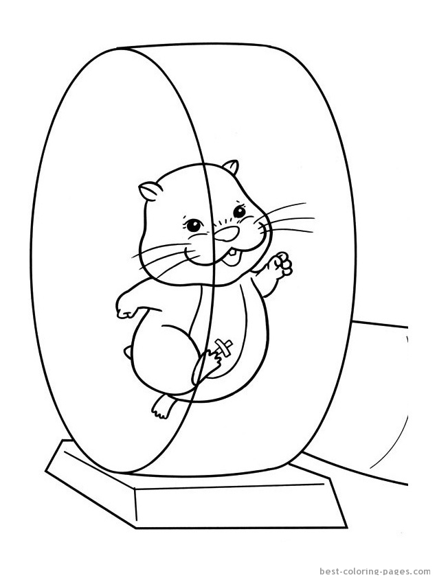 Zhu Zhu Pets Coloring Pages Best Coloring Pages Free