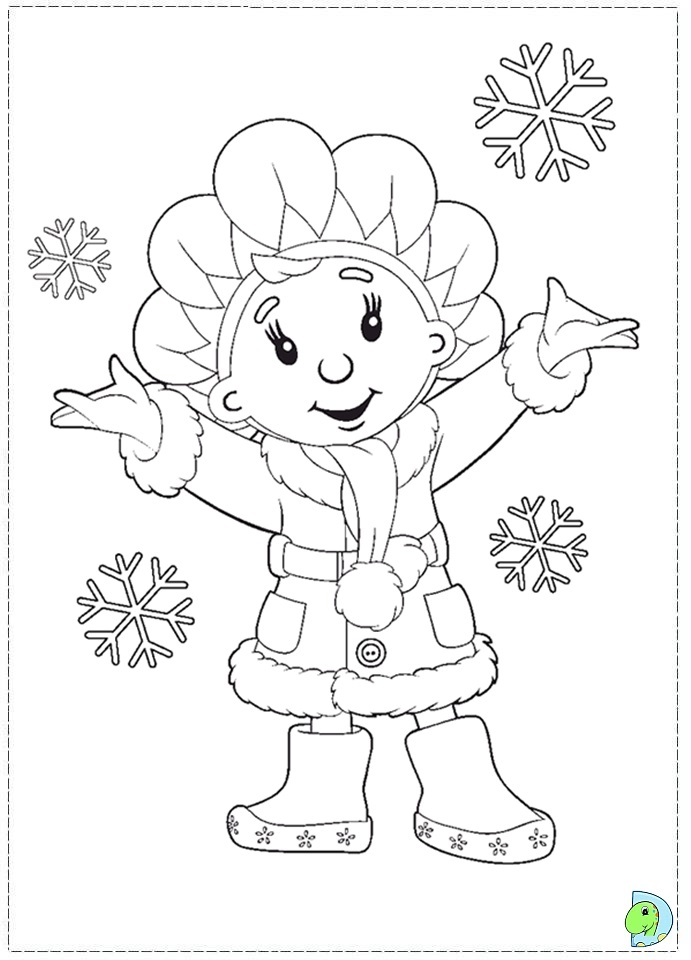 fifi coloring pages - photo#10